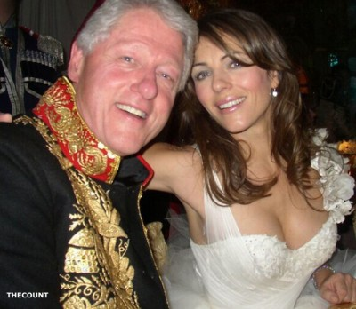 Bill-Clinton-and-Liz-Hurley