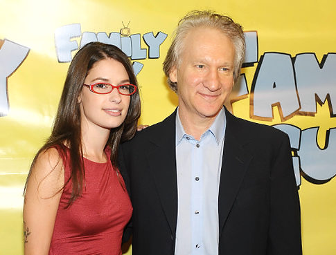 Bill Maher girlfriend Bill Mahers Girlfriend Smart And Hot (PHOTOS)
