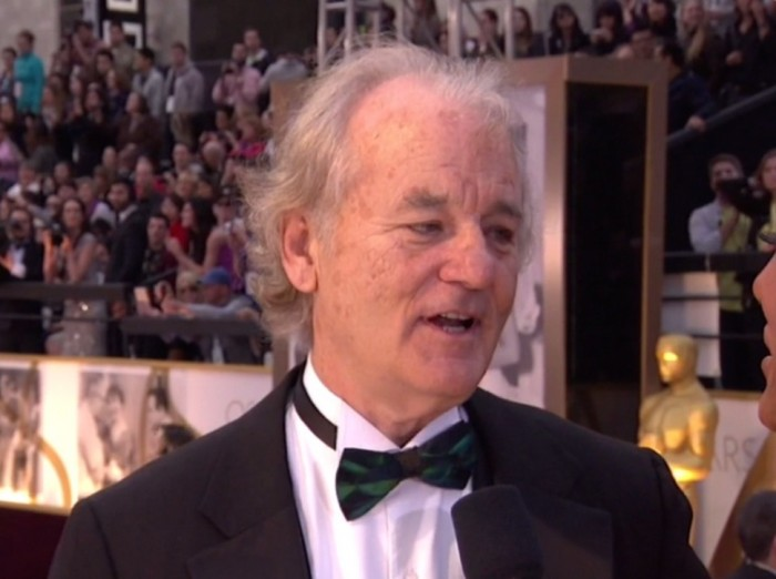 Bill Murray oscars 2014