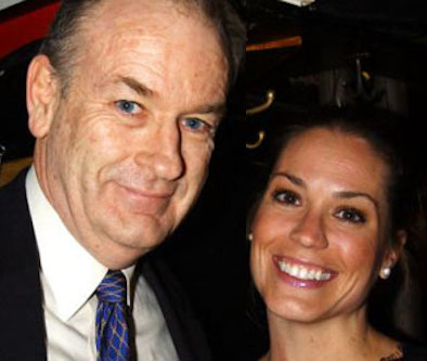 Bill O'Reilly Maureen McPhilmy