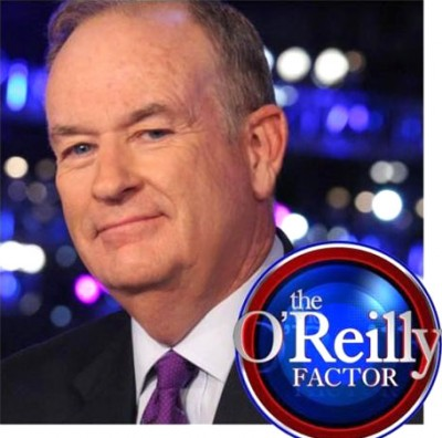 Bill O'Reilly the factor