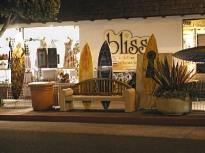 Bliss Boutique of San Clemente shooting pictures 2