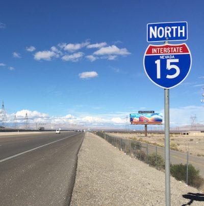 Blue Cut Fire interstate 15 closed
