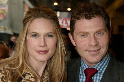 Bobby Flay wife Stephanie March 2