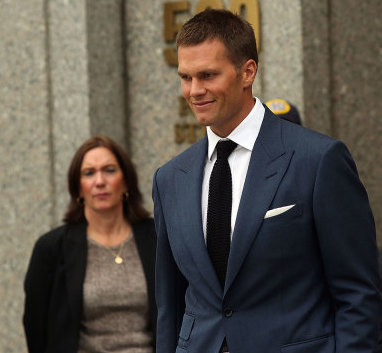 Borowitz Federal Judge Admits Having Brady on Fantasy Team 690 Deflategate Judge: BRADY Is On My Fantasy Football Team!