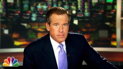 Brian Williams Lies About Lying