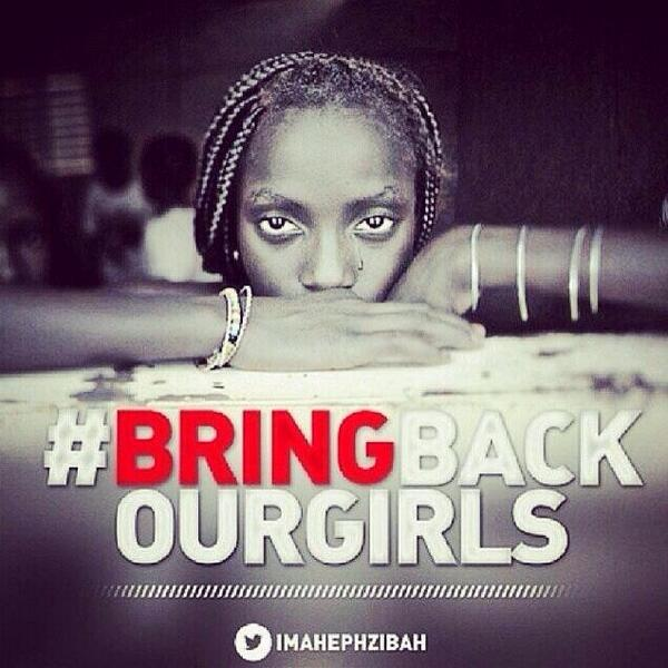BringBackOurGirls That Nigerian Girl Youre Retweeting, Is NOT Nigerian #BringBackOurGirls