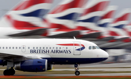 British Airways plane 010 Drunk Women Storm Cockpit Forcing British Airways To Land