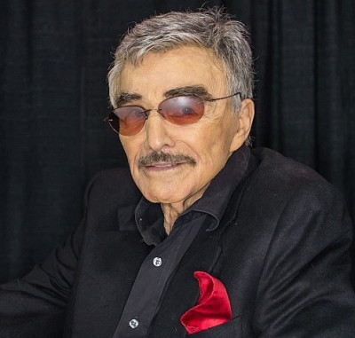 Burt Reynolds Wizard World Comic Con