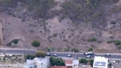 CLIFF HANGING Malibu Police Pursuit LIVE STREAM 3