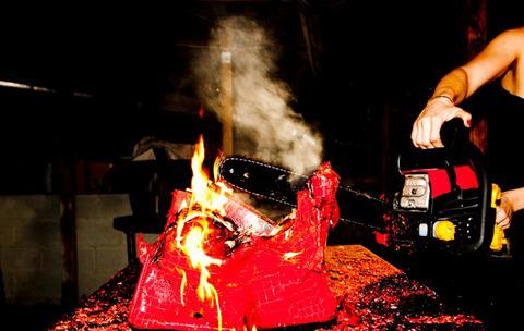 CLINT EASTWOODS DAUGHTER BURNS 100k Handbag ... For the Hell of It 3 Up In Smoke: Clint Eastwood Daughter Burns $100,000 Birkin Handbag