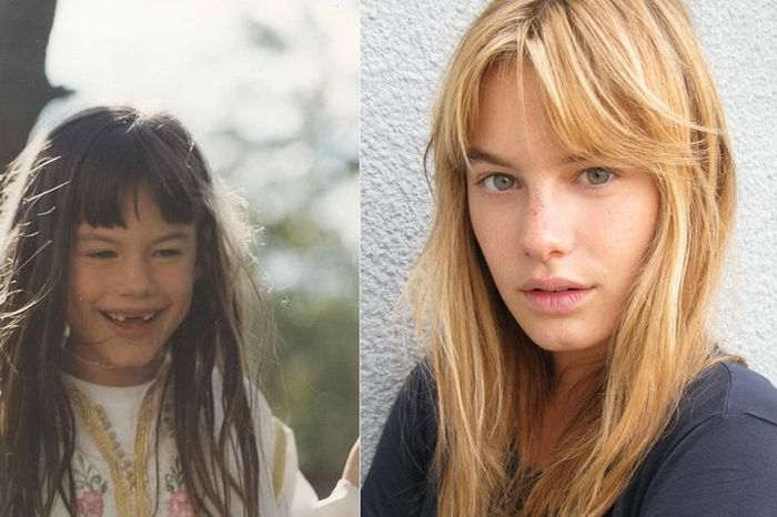 Camille Rowe TOP FASHION MODELS When They Were Young