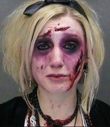 Catherine Butler dui zombie 2 4