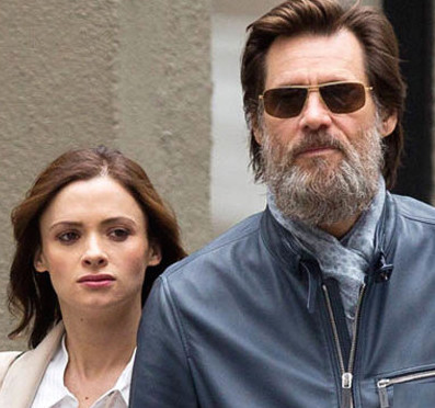 Cathriona White jim carrey Jim Carrey Girlfriend Suicide Pills Prescribed In His Name