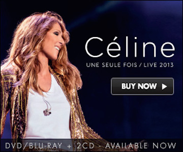 Celine Dion Back To Work in Las Vegas 3