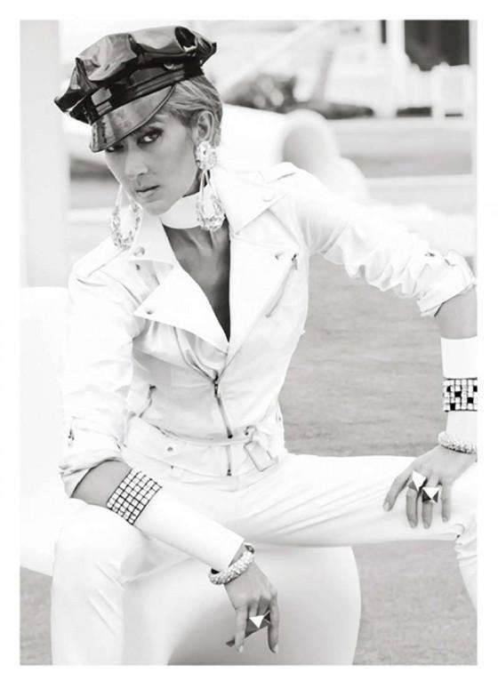 Celine Dion in V Magazine-04-560x775