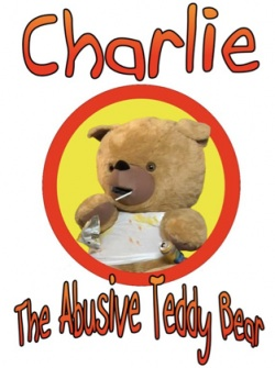 Charlie The Abusive Teddy Bear 3