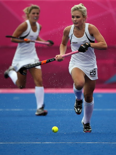 11 Female Olympic Rising Stars