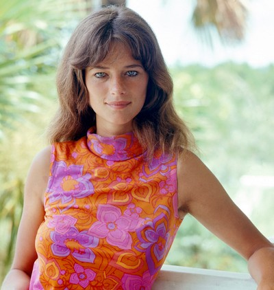 Charlotte Rampling young