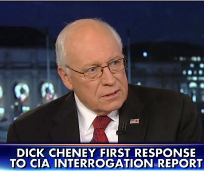 Cheney On Terror Report 5