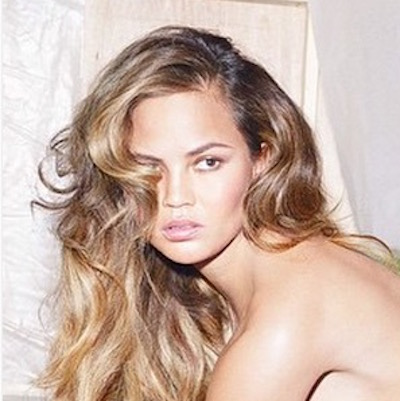 Instagram REMOVES Risque Chrissy Teigen Photo AND WE GOT IT