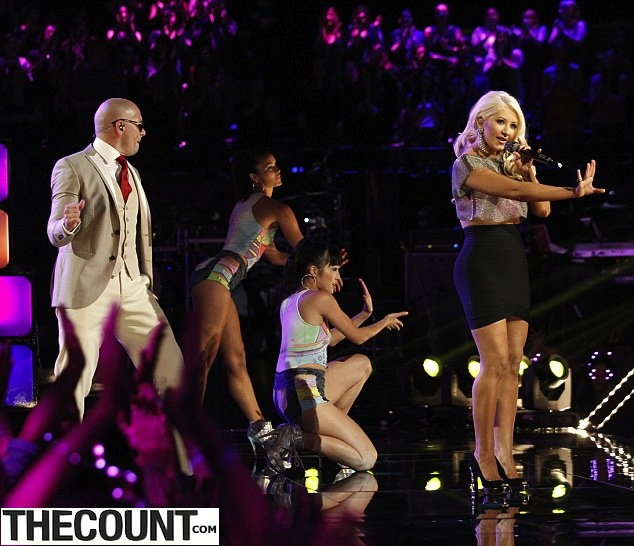 Christina Aguilera weight loss3