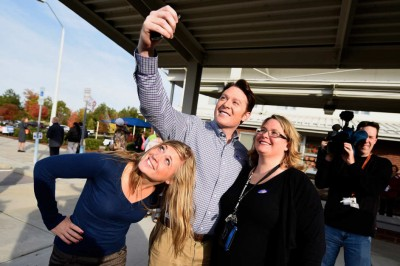 Clay Aiken Tour Bus BREAKS DOWN On Election Day3