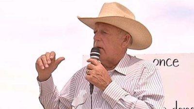 Nevada Ranchers Cattle Showdown