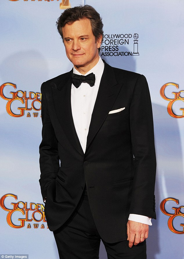 Colin Firth SKINNY NORMAL