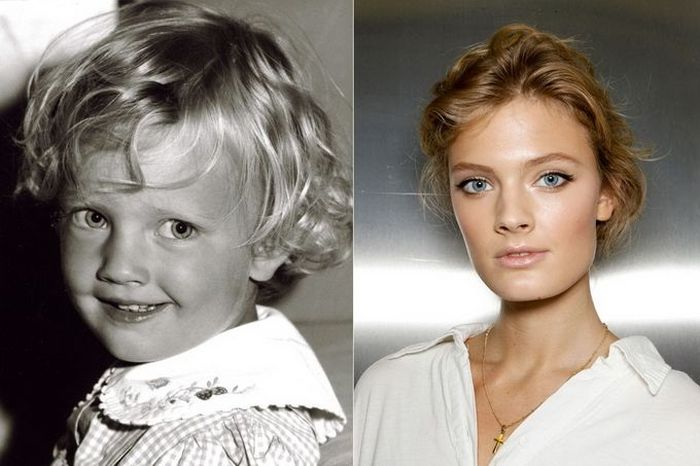 Constance Jablonski TOP FASHION MODELS When They Were Young