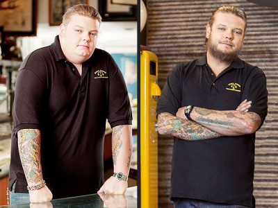 Corey Harrison weight loss befor and after