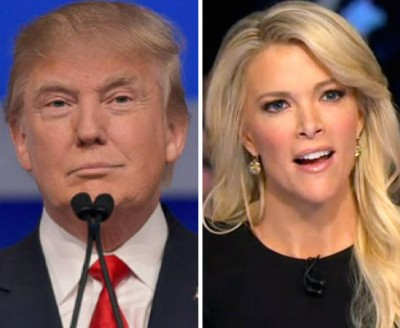 DONALD TRUMP MEGYN KELLY 400x328 POLL: Whopping 83 Percent Say They Will Skip Trumpless Debate