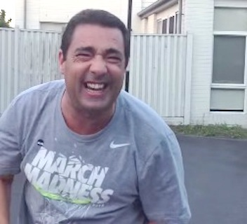 Dad Pulls UNBELIEVABLE Trick Shot To Get Out Of Paying Daughter