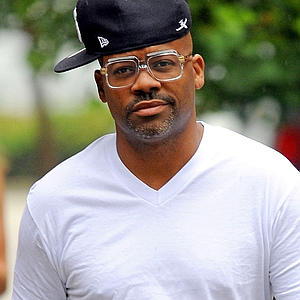 Music Mogul Damon Dash Out and About