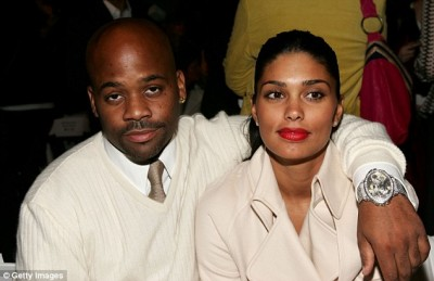 Damon Dash Rachel Roy 2