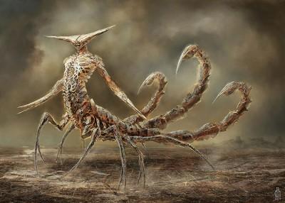 Damon Hellandbrand scorpio