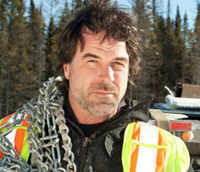 Darrell Ward plane crash 400x343 Ice Road Truckers Star KILLED In Plane Crash