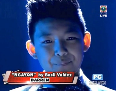 Darren Espanto glowing ears