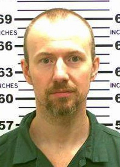 David Sweat caught 400x556 Escaped Murderer David Sweat CAUGHT ALIVE