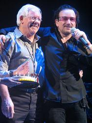 Dennis Sheehan u2 bono U2 Tour Manager FOUND DEAD In L.A. Hotel Room