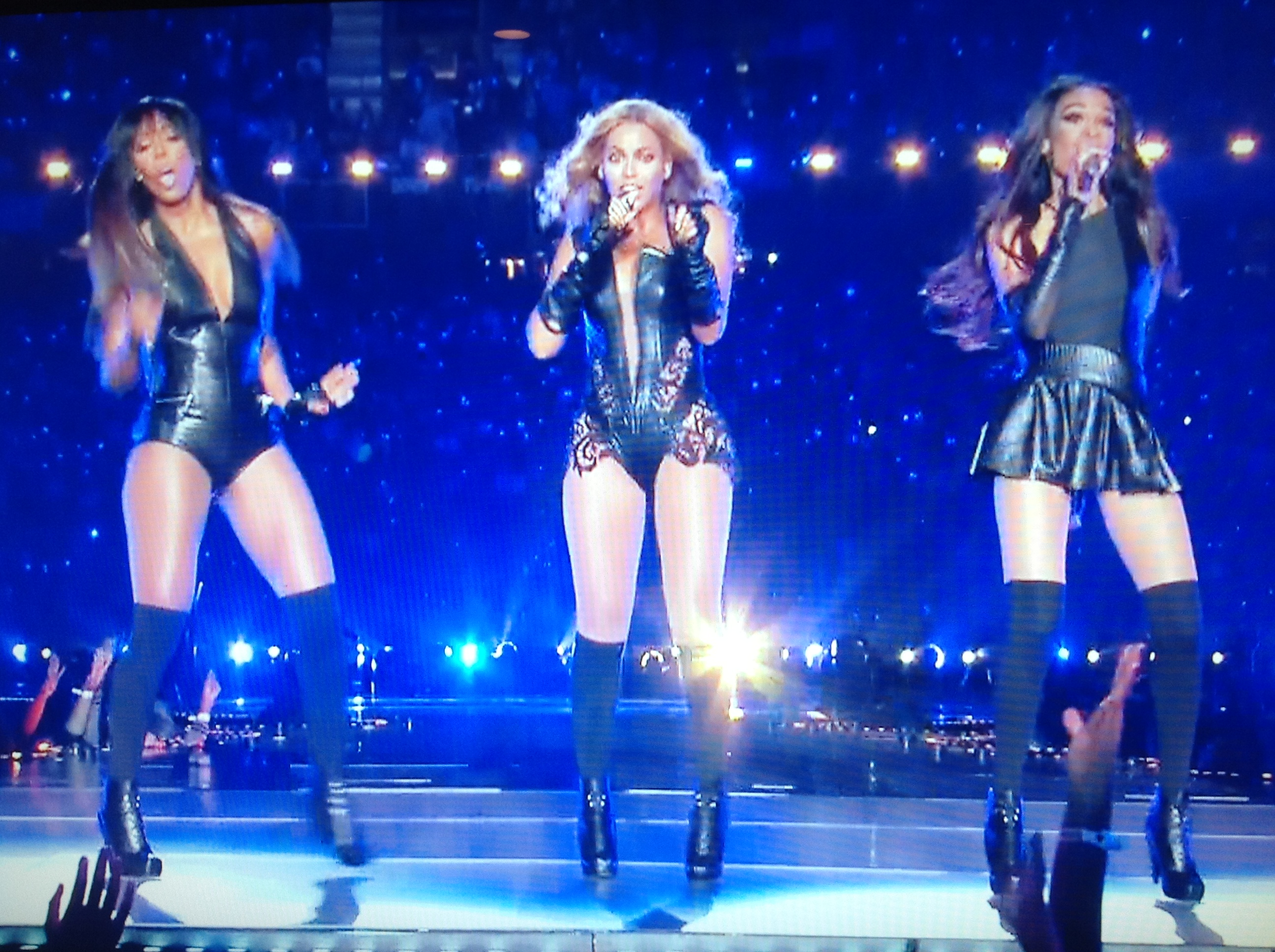 Destinys Child super bowl