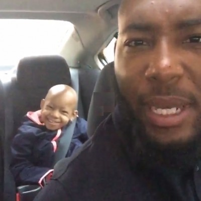 Devon Still daughter video 2