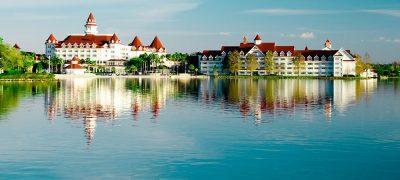 Disney grand floridian resort child dragged aligator