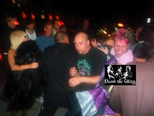 DrinkTheGlitterPEREZ The Moment Perez Hilton Was Punched [Photo]
