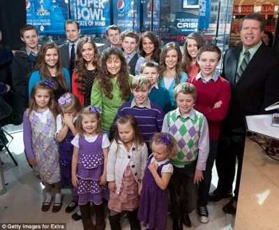 Duggar Parents Use ROD To Discipline Children 3