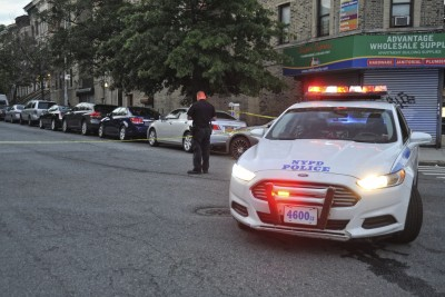 At approx. 3:00AM a female was stabbed on 162nd Street and St Nicholas Avenue. The aided was removed to an Harlem hospital where she was allegedly DOA