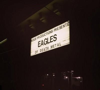 Eagles of Death Metal concert in Paris