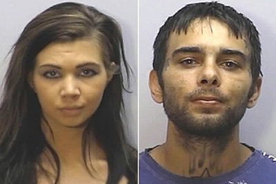 Elvis Allen Boswell, 24, and Eden Brianna Boswell