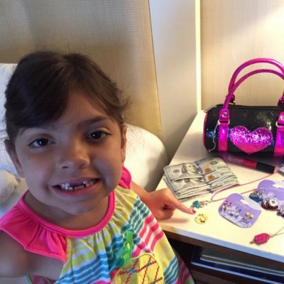 Farrah Abraham daughter tooth fairy 2