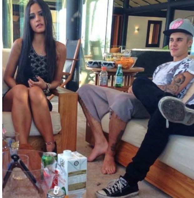 Fernanda Paes justin bieber EMTs RUSHED To JUSTIN BIEBER RESIDENCE Over Unconscious Woman